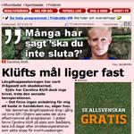 Klüft, Stig Björne