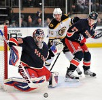 Rangers beat Boston Bruins for the third time