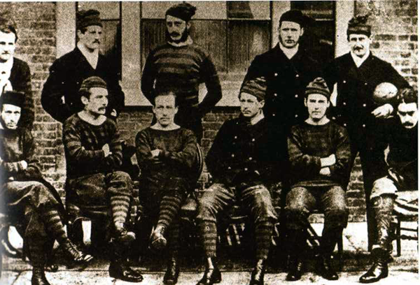 Fotboll 1st Royal Engineers