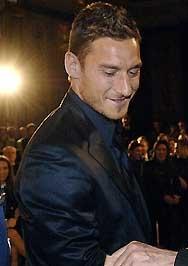 Francesco Totti, Stig Björne Sport